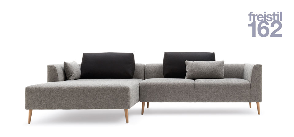 freistil 162 sofa von rolf benz drifte wohnform. Black Bedroom Furniture Sets. Home Design Ideas