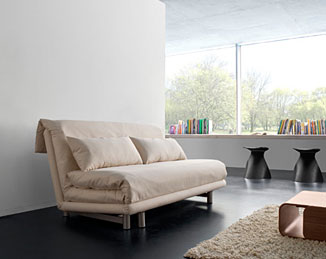 multy schlafsofa ligne roset drifte wohnform. Black Bedroom Furniture Sets. Home Design Ideas