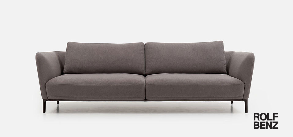 Sofa rolf benz scala drifte wohnform for Couch benz