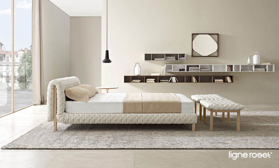 ligne roset schlafzimmer drifte wohnform. Black Bedroom Furniture Sets. Home Design Ideas
