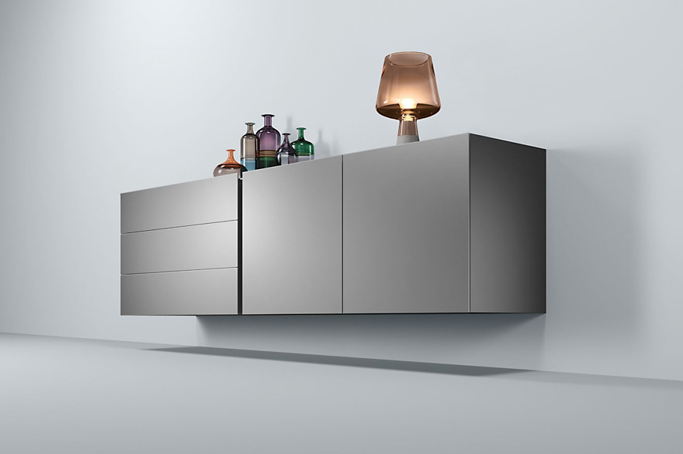 sideboard jorel von interl bke drifte wohnform. Black Bedroom Furniture Sets. Home Design Ideas