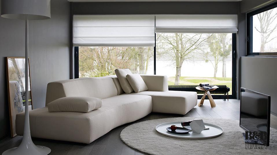 B&B Italia Bend-Sofa Design Patricia Urquiola - Drifte Wohnform