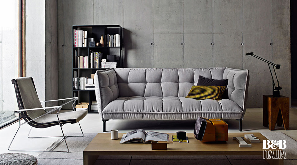 B&B Italia Husk Sofa - Drifte Wohnform