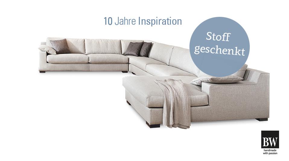 Bielefelder Werkstätten Inspiration Sofa - Drifte Wohnform
