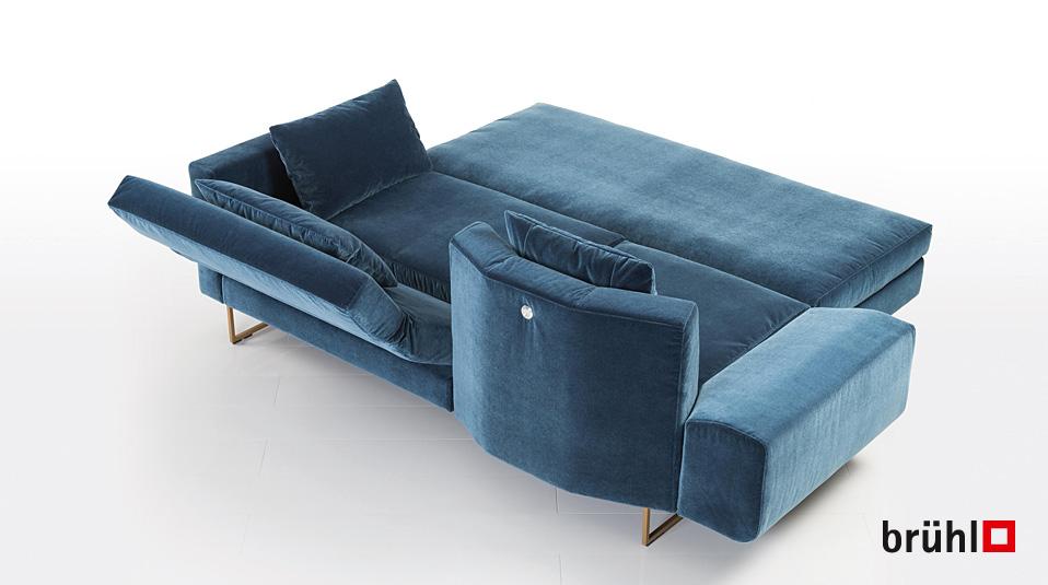 Brühl Polstermöbel brühl sofa embrace drifte wohnform