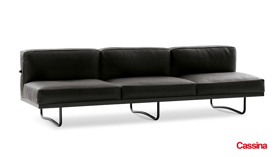 Cassina LC5 Sofa Le Corbusier - Drifte Wohnform