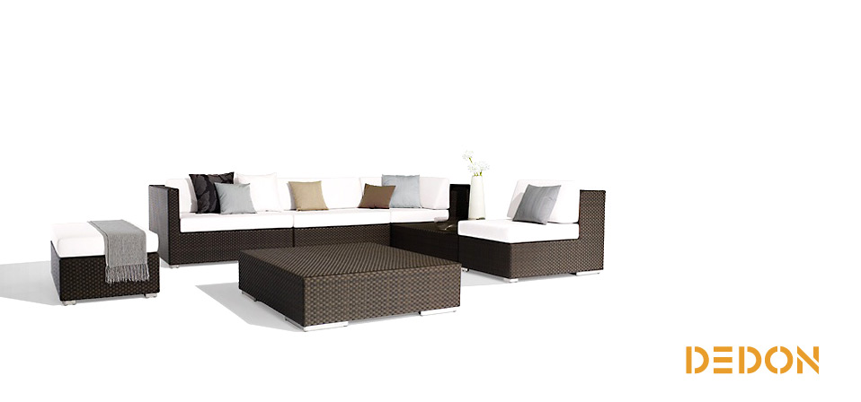 DEDON LOUNGE Outdoor-Möbel - Drifte Wohnform