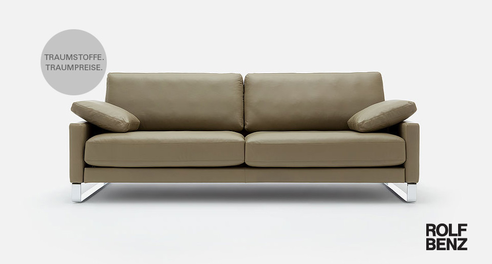 Sofa Rolf Benz EGO - Drifte Wohnform