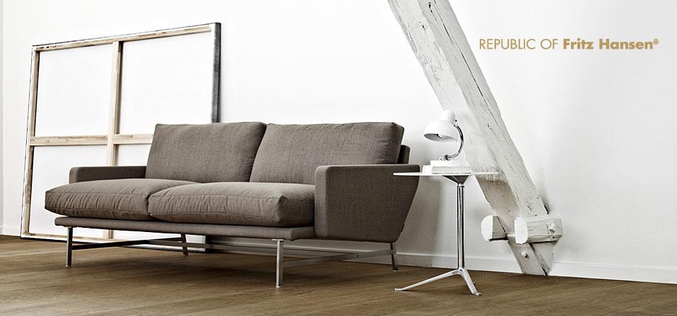 Fritz Hansen exklusive Designer Möbel - Drifte Wohnform