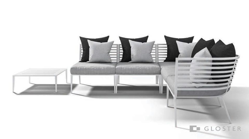 Gloster Vista Lounge - Drifte Wohnform