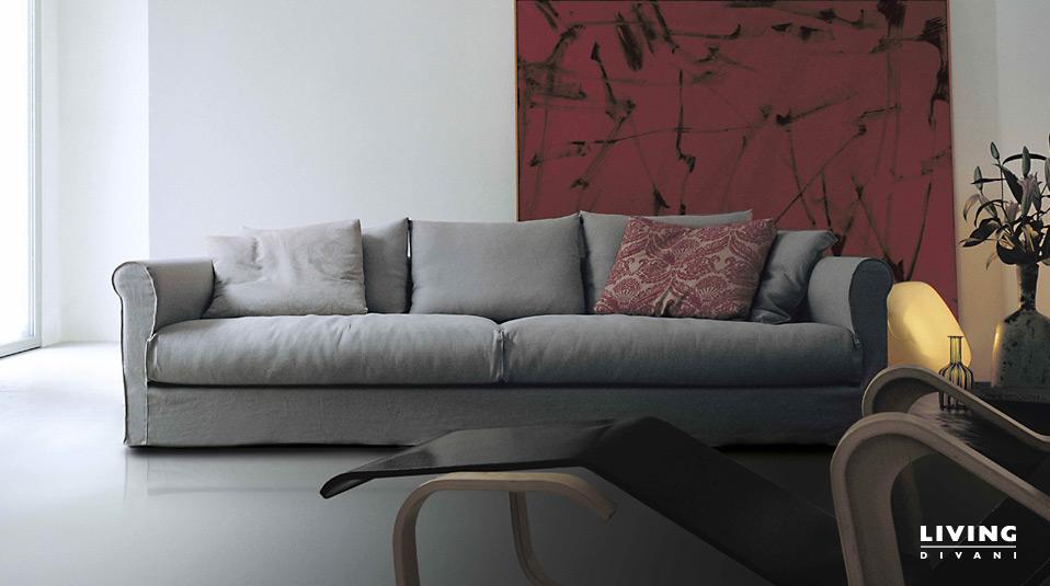 Living Divani Sofas - Drifte Wohnform