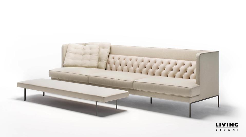 Living Divani Sofa Lipp - Drifte Wohnform