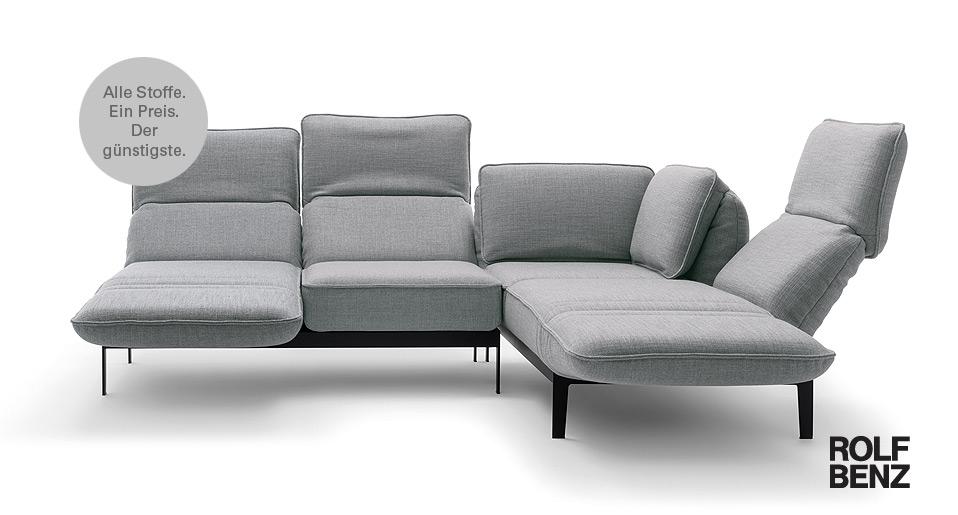 Sofa Mera von Rolf Benz - Drifte Wohnform