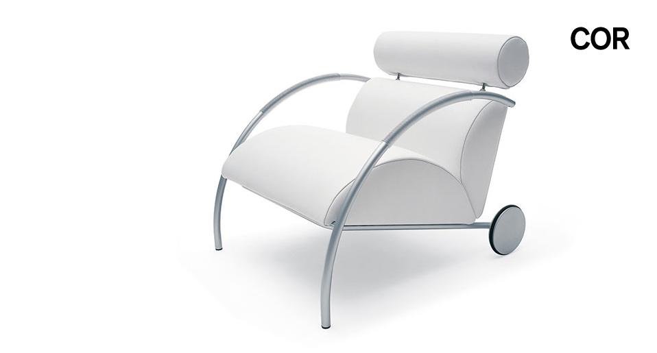 cor sessel zyklus - drifte wohnform, Design ideen