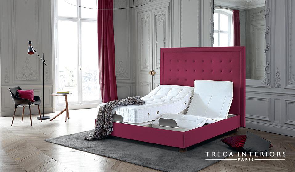 Treca Interiors Paris Kopfteil Tournelle - Drifte Wohnform