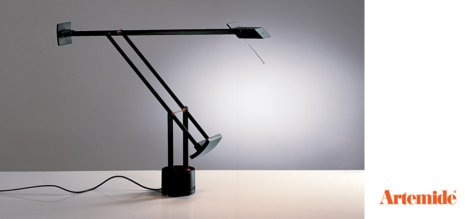 artemide tizio von richard sapper drifte wohnform. Black Bedroom Furniture Sets. Home Design Ideas