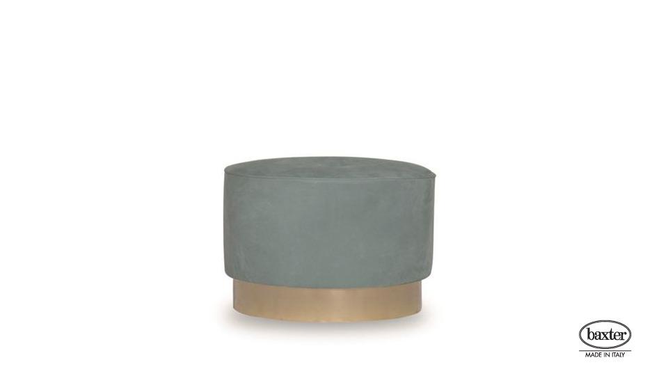 baxter italy anais pouf polsterhocker drifte wohnform. Black Bedroom Furniture Sets. Home Design Ideas
