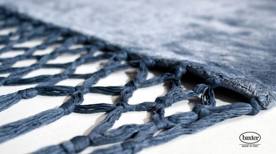 Baxter Italy Teppich Fringes  Drifte Wohnform