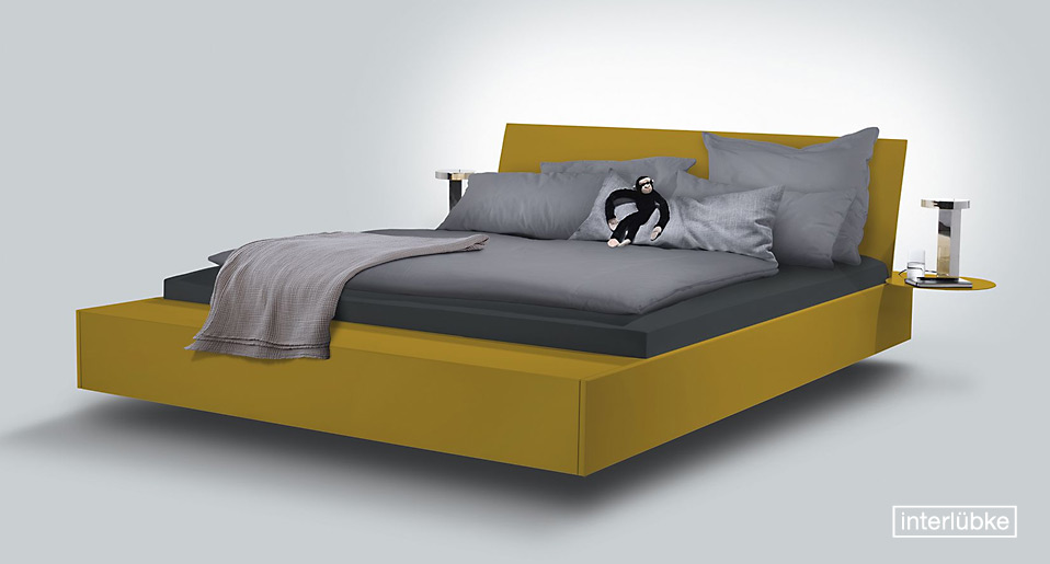 interl bke m bel bett kommode drifte wohnform. Black Bedroom Furniture Sets. Home Design Ideas