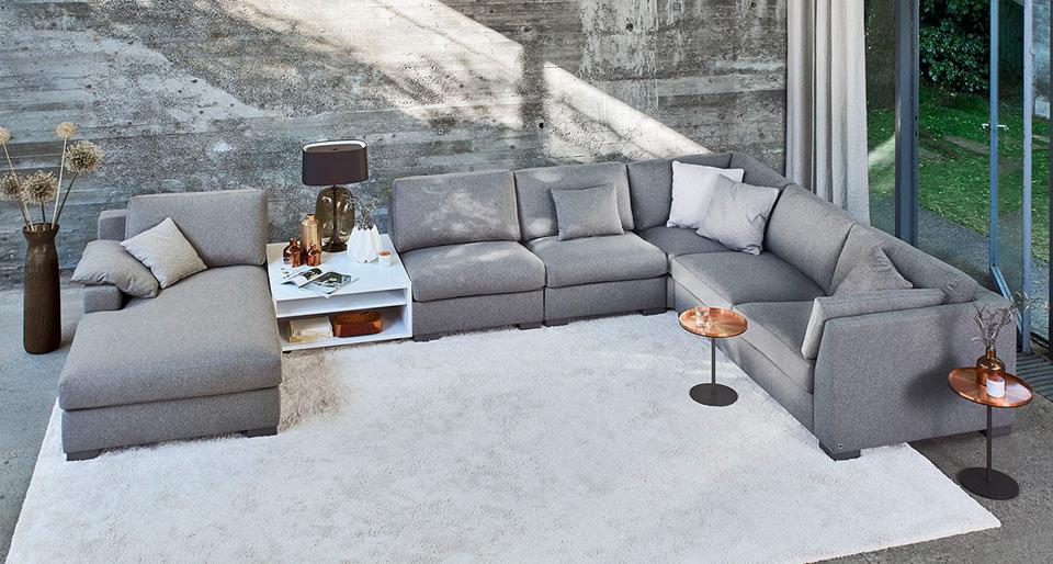 bielefelder werkst tten inspiration sofa drifte wohnform. Black Bedroom Furniture Sets. Home Design Ideas
