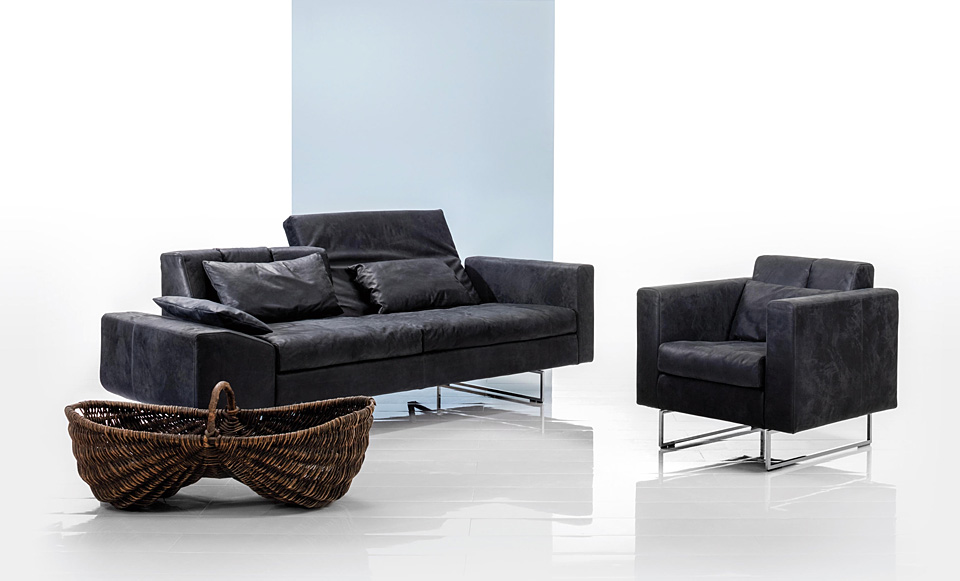 br hl sofa embrace drifte wohnform. Black Bedroom Furniture Sets. Home Design Ideas