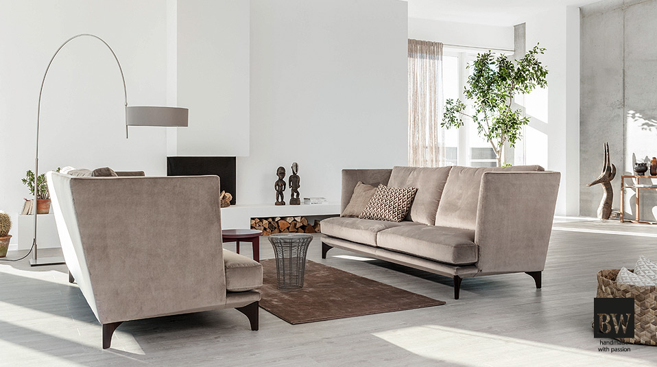 bw bielefelder werkst tten polo polsterm bel drifte wohnform. Black Bedroom Furniture Sets. Home Design Ideas