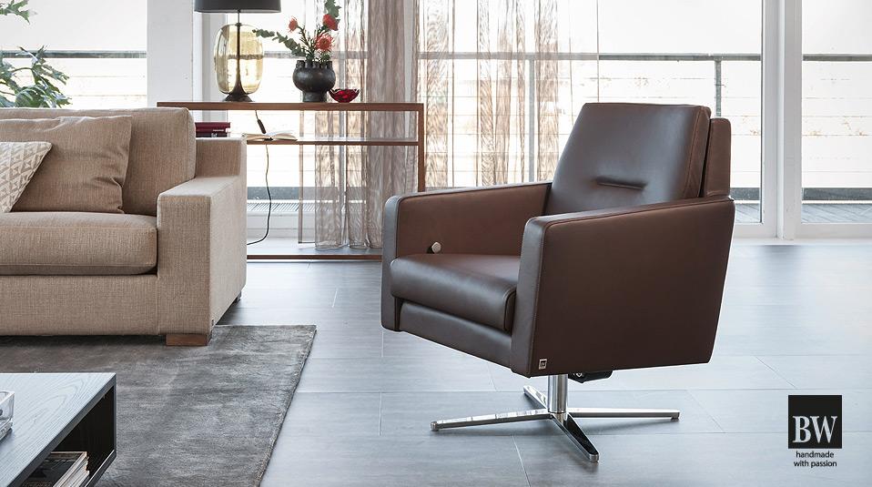 bw bielefelder werkst tten sessel invito drifte wohnform. Black Bedroom Furniture Sets. Home Design Ideas