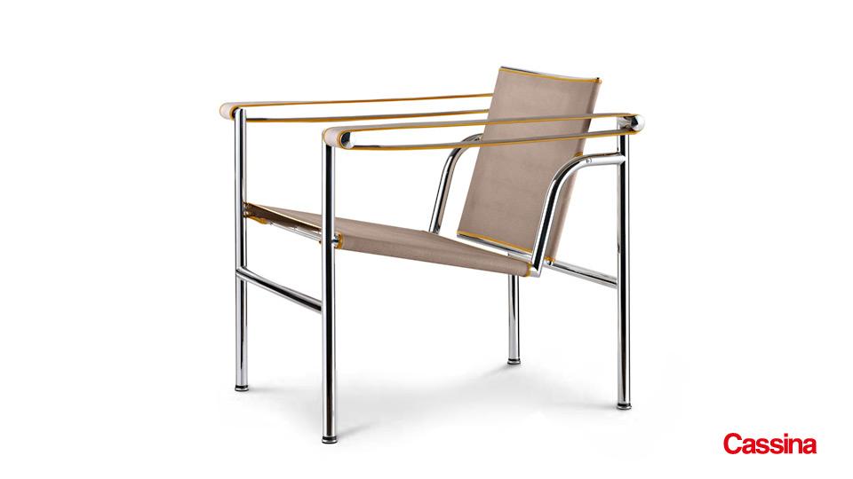 cassina sessel lc1 uam drifte wohnform. Black Bedroom Furniture Sets. Home Design Ideas