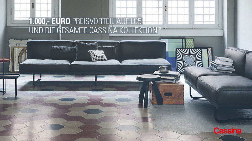 Cassina LC Collection Aktion