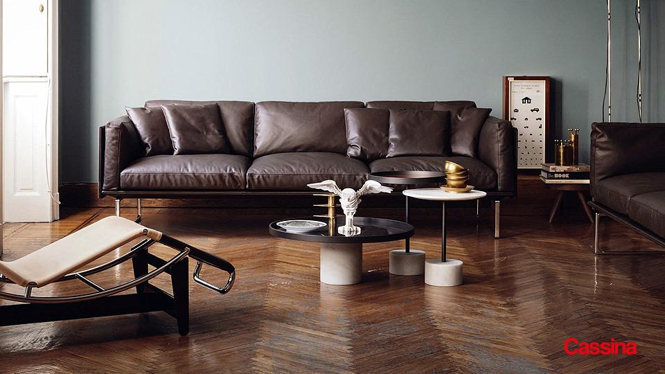 cassina 202 otto sessel und sofa drifte wohnform. Black Bedroom Furniture Sets. Home Design Ideas