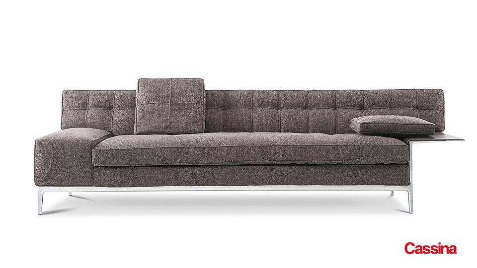 cassina sofa 249 volage ex s drifte wohnform. Black Bedroom Furniture Sets. Home Design Ideas