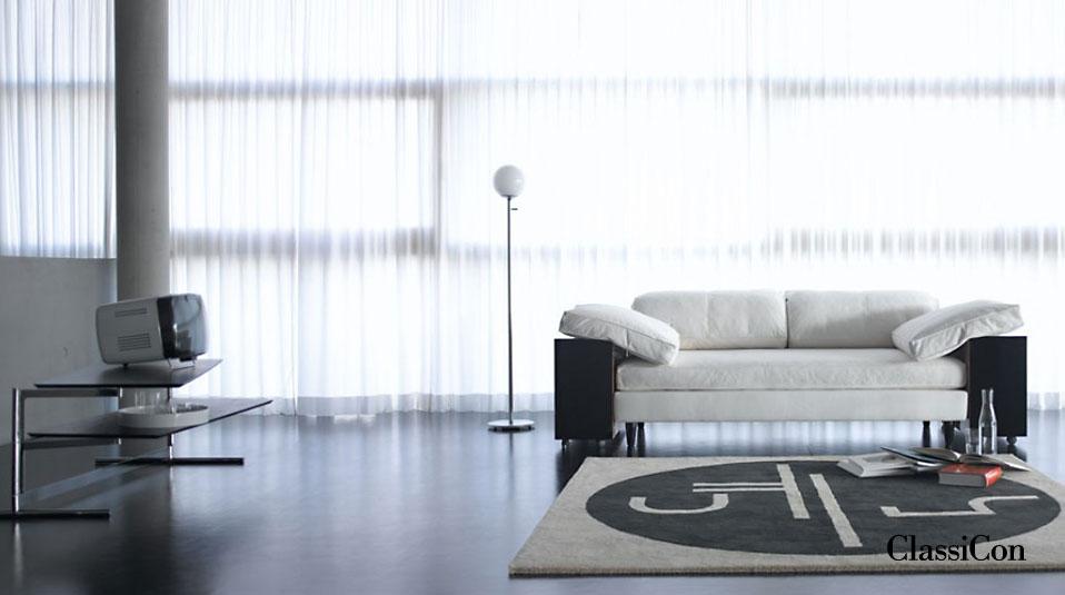 classicon sofa lota eileen gray 1924 drifte wohnform. Black Bedroom Furniture Sets. Home Design Ideas