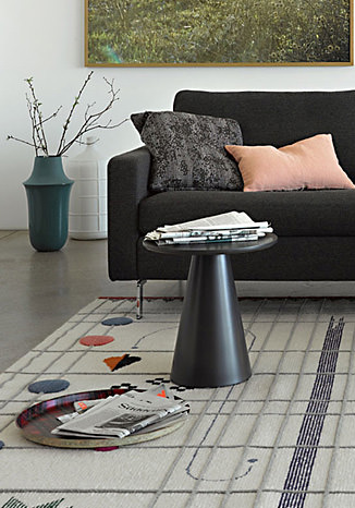 cor beistelltisch conic drifte wohnform. Black Bedroom Furniture Sets. Home Design Ideas