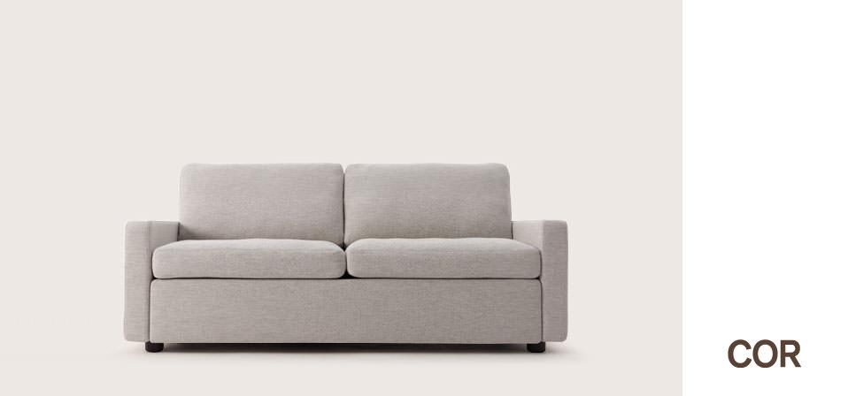 conseta schlafsofa von cor drifte wohnform. Black Bedroom Furniture Sets. Home Design Ideas