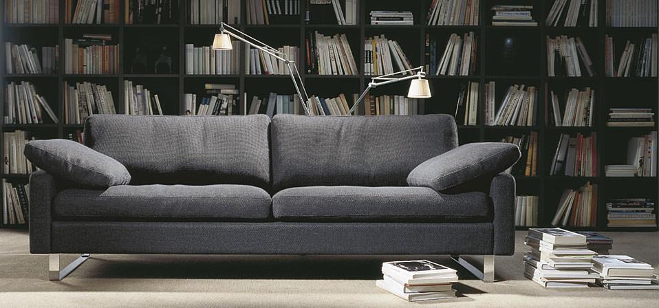 cor sofas sofa jalis drifte wohnform. Black Bedroom Furniture Sets. Home Design Ideas
