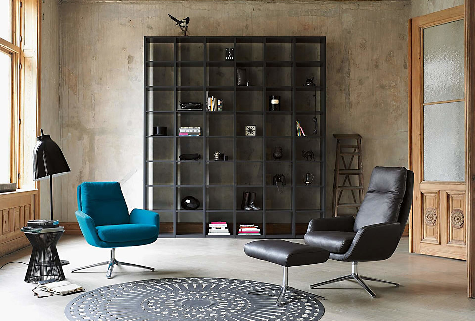sessel cordia von cor drifte wohnform. Black Bedroom Furniture Sets. Home Design Ideas