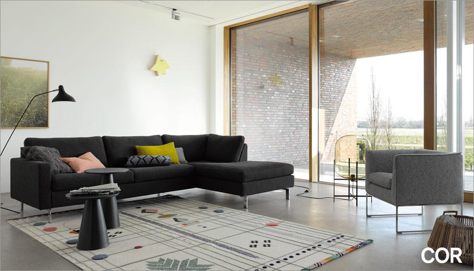 cor sitzm bel bei drifte wohnform. Black Bedroom Furniture Sets. Home Design Ideas