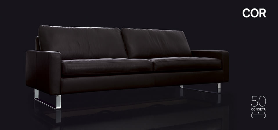 sofa cor conseta bei drifte wohnform. Black Bedroom Furniture Sets. Home Design Ideas