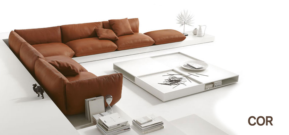 COR Sofas / Sofa Jalis - Drifte Wohnform