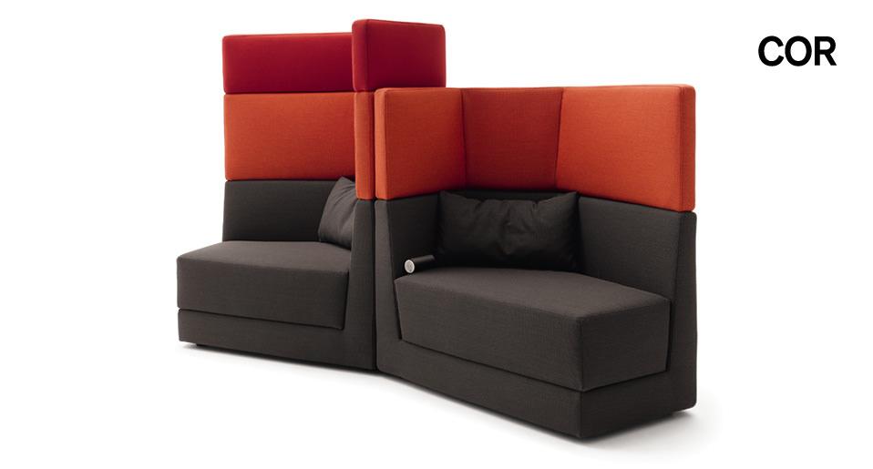 cor sitzm bel scope drifte wohnform. Black Bedroom Furniture Sets. Home Design Ideas