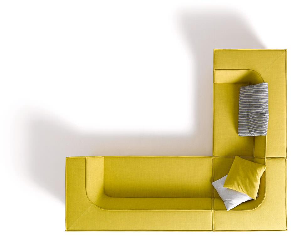 cor trio sofa evolution drifte wohnform. Black Bedroom Furniture Sets. Home Design Ideas