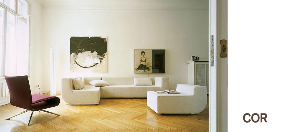 COR Sofa NUBA - Drifte Wohnform
