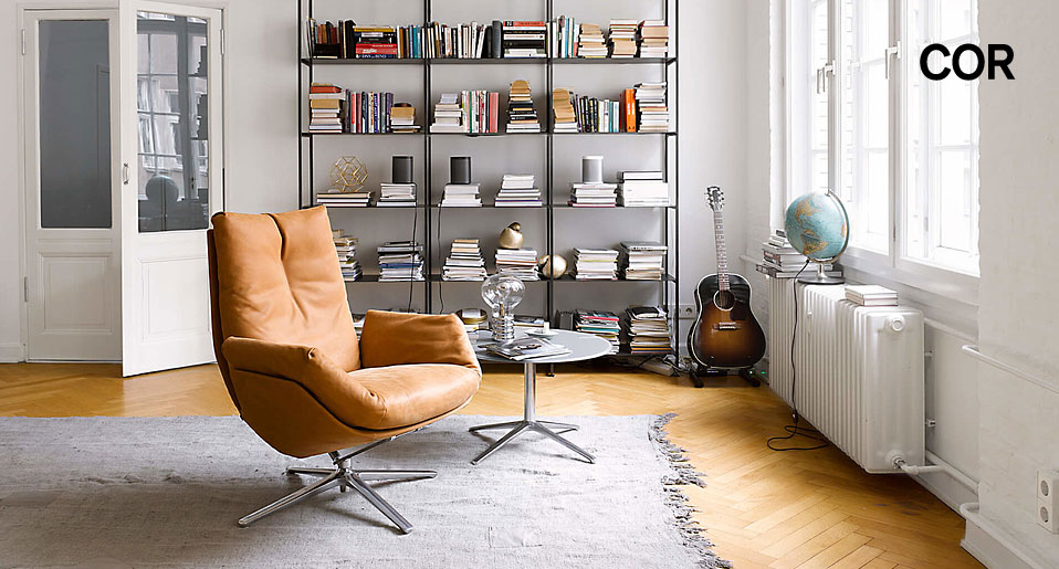 COR Möbel Neuheiten und Klassiker - Drifte Wohnform