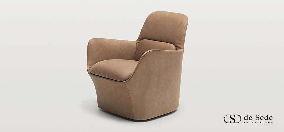 de sede sessel ds 110 drifte wohnform. Black Bedroom Furniture Sets. Home Design Ideas