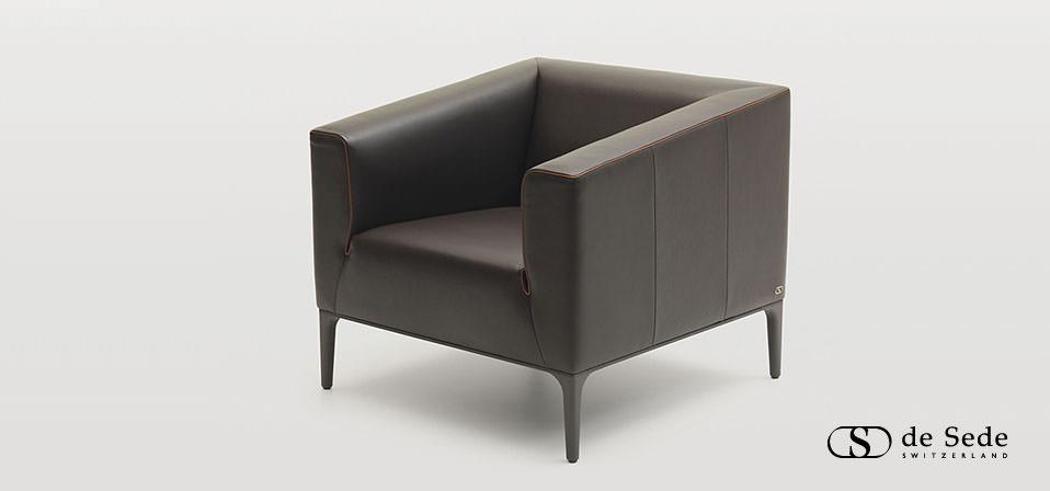 de sede sofa und sessel ds 161 drifte wohnform. Black Bedroom Furniture Sets. Home Design Ideas