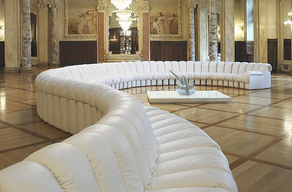 de sede Sofa DS-600 - Drifte Wohnform