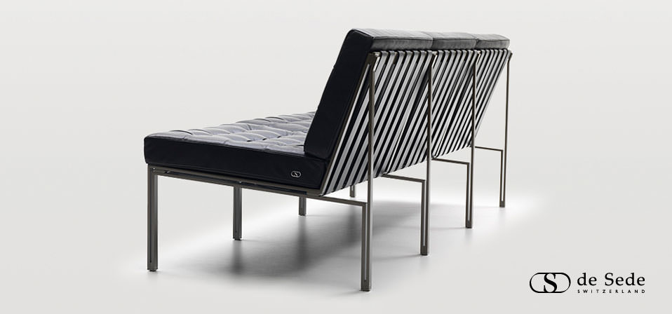 de sede sessel lounge chair kt 221 drifte wohnform. Black Bedroom Furniture Sets. Home Design Ideas