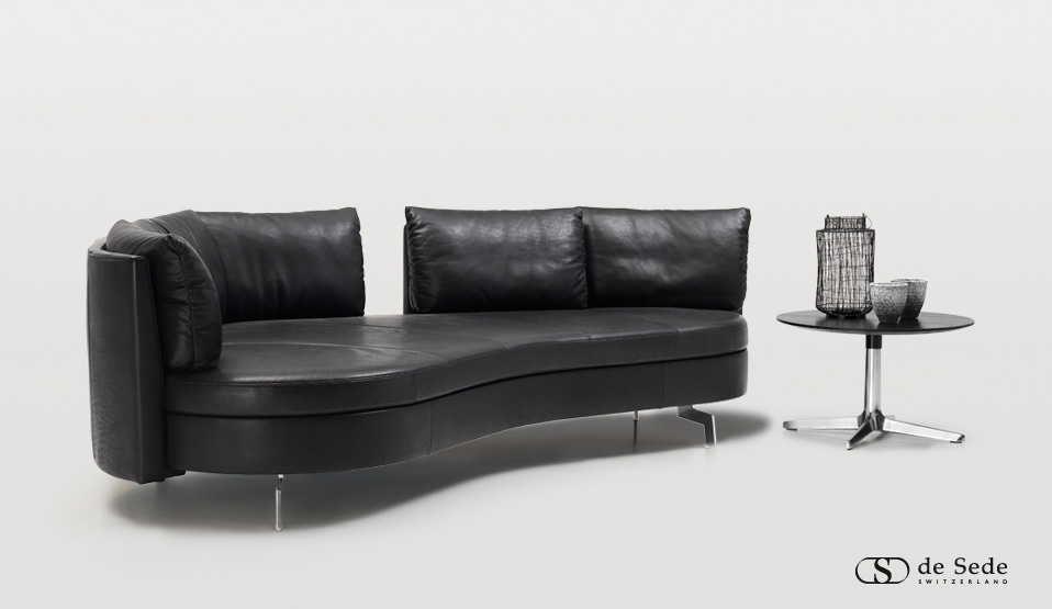 sofa landschaft ds 167 von de sede drifte wohnform. Black Bedroom Furniture Sets. Home Design Ideas