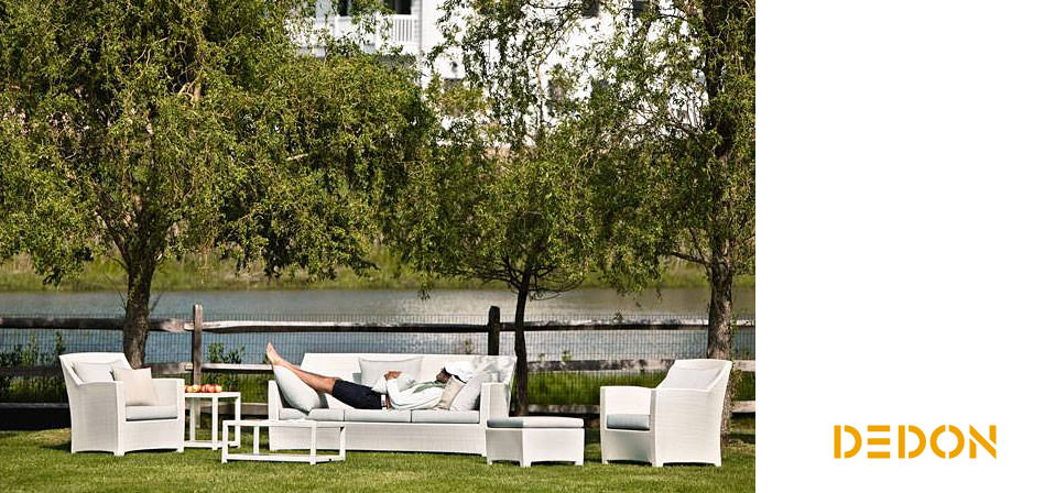 dedon seashell outdoorm bel gartenm bel drifte wohnform. Black Bedroom Furniture Sets. Home Design Ideas