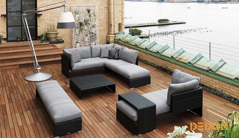 Dedon Outdoormöbel - Drifte Wohnform